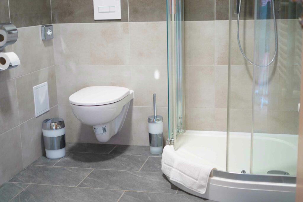 koupelna hotel těrlicko